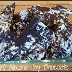 Vegan Almond Joy Chocolate Bark