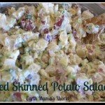 Red Skinned Potato Salad