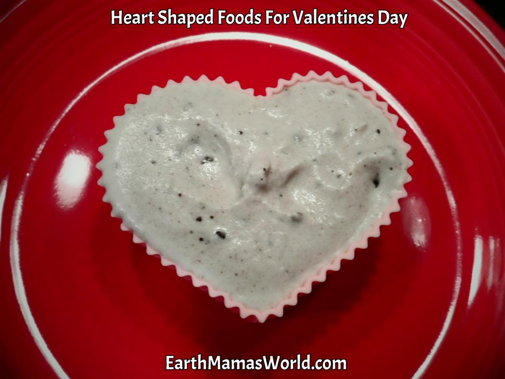 Heart Shaped Foods For Valentines Day