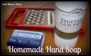 Homemade Hand Soap