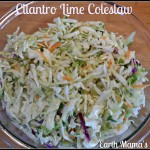 Cilantro Lime Coleslaw