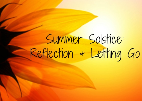reflection about summer solstice The summer solstice marks the beginning of summer and a time for self-reflection  it is an opportunity to get rid of old patterns that are no longer.